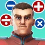 Space Genius: Math Academy – Epic learning game MOD APK 1.8.3