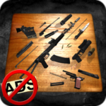 Weapon stripping NoAds MOD APK 73.354
