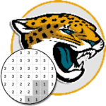 American Football Logo Color By Number – Pixel Art MOD APK 7.0