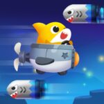 Baby Shark Run Away MOD APK 1.0.2