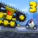 Car Eats Car 3: Racing Simulator – Fast Drive MOD APK 2.7.1 b472