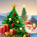 Christmas Hidden Object: Xmas Tree Magic MOD APK 1.1.85b