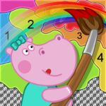 Color by Number for Kids MOD APK 1.2.2