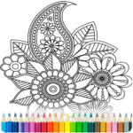 Coloring Book for Adults MOD APK 7.5.2