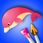 Coloring Book for Kids: Animal MOD APK 2.1.2