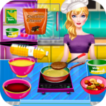 Cooking Recipes – in The Kids Kitchen MOD APK 1.9