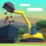Dig In: An Excavator Game MOD APK 1.6