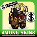 Free Skins For Among Us How to Loot & Pull The Pin MOD APK 1.2