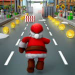 Fun Santa Run – Christmas Runner Adventure MOD APK 2.7