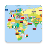 GEOGRAPHIUS: Countries, Capitals and Flags Quiz MOD APK 6.2.0
