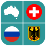 Geography Quiz – flags, maps & coats of arms MOD APK 1.5.10