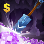 Gold Mining – mining and become tycoon MOD APK 1.1.1