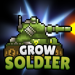 Grow Soldier – Idle Merge game MOD APK 3.9.5