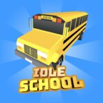Idle School 3d – Tycoon Game MOD APK 1.9.3
