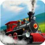 Idle Train Empire MOD APK 187