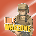 Idle Warzone 3d: Military Game – Army Tycoon MOD APK 1.2.3