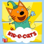Kid-e-Cats: Puzzles for all family MOD APK 1.0.13