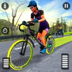 Light Bike Fearless BMX Racing Rider MOD APK 2.1