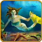 Mermaid simulator 3d game – Mermaid games 2020 MOD APK 2.5
