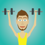 Muscle clicker 2: RPG Gym game MOD APK 1.0.7