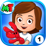 My Town: Home Dollhouse: Kids Play Life house game MOD APK