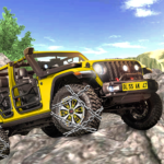 Off-Road 4×4 jeep driving Simulator : Jeep Racing MOD APK 1.0