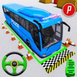 Police Bus Parking Game 3D – Police Bus Games 2019 MOD APK 1.0.17