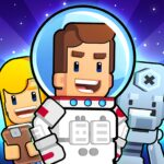 Rocket Star – Idle Space Factory Tycoon Game MOD APK 1.48.0