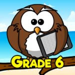 Sixth Grade Learning Games MOD APK 5.2