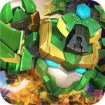 Superhero Fruit: Robot Wars – Future Battles MOD APK 2.9