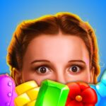The Wizard of Oz Magic Match 3 Puzzles & Games MOD APK 1.0.4805