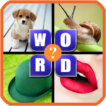 What The Word – 4 Pics 1 Word – Fun Word Guessing MOD APK 1.0.4