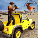 Wild Deer Hunter :Sniper Animal Shooting 3D Games MOD APK 1.0.13