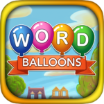 Word Balloons – Word Games free for Adults MOD APK 1.106