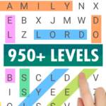 Word Search Daily – Free (950+ Levels) MOD APK 25