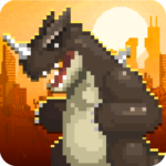World Beast War: Merge Rampage Monsters MOD APK 2.101