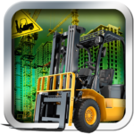 Airport Forklift Driving Heavy Machinery Sim 3D MOD APK 1.4