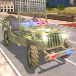 American Police Jeep Driving: Police Games 2020 MOD APK 1.3