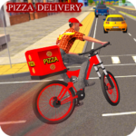 BMX Bicycle Pizza Delivery Boy 2019 MOD APK 1.1.178