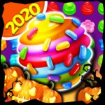 Candy Bomb Fever – 2020 Match 3 Puzzle Free Game MOD APK 1.5.8
