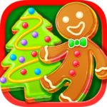 Christmas Unicorn Cookies & Gingerbread Maker Game MOD APK 1.5