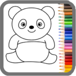 Coloring Games for Kids: Baby Drawing Book & Pages MOD APK 1.0.6