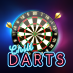 Darts and Chill: super fun, relaxing and free MOD APK 1.697