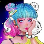 Flora Coloring: Color by Number Painting Game MOD APK 1.0.10