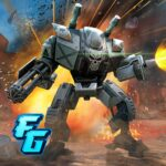 Fusion Guards: Idle Robots Mech War Tech Battle MOD APK 1.0.9