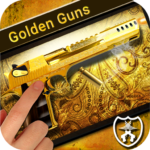 Golden Guns Weapon Simulator MOD APK 1.7