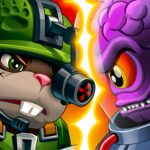 Hamsters: PVP Fight for Freedom MOD APK 1.41