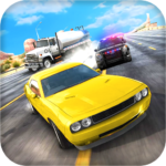 Highway Police Car Racing & Ambulance Rescue MOD APK 1.3