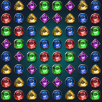 Jewels Magic Lamp : Match 3 Puzzle MOD APK 1.1.5
