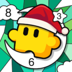 Jigsaw Coloring: Number Coloring Art Puzzle Game MOD APK 1.4.1